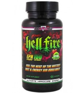Hell Fire (90 Capsulas) - Innovative