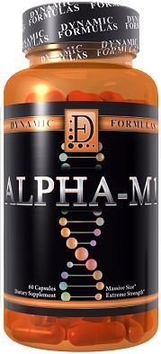 Alpha-M1 (60 Cápsulas) - Dynamic Formulas