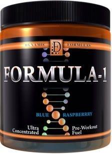 Pré-Treino Formula-1 - Dynamic Formulas