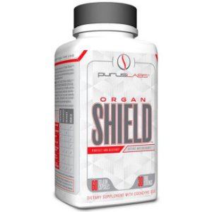 Organ Shield (60 Cápsulas) - Purus Labs
