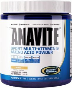 Anavite Multivitamínico (372g) - Gaspari Nutrition