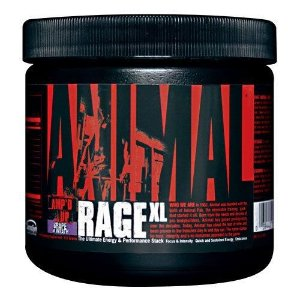 ANIMAL RAGE XL (30 DOSES) - UNIVERSAL NUTRITION