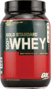 100% Whey Gold Standard (2LB - 909G) - Optimum Nutrition