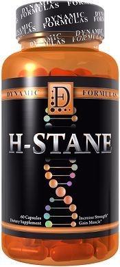 H-Stane (60 Cápsulas) - Dynamic Formulas