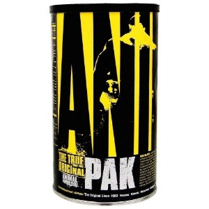 Animal Pak 44 Packs (Fórmula Americana) - Universal