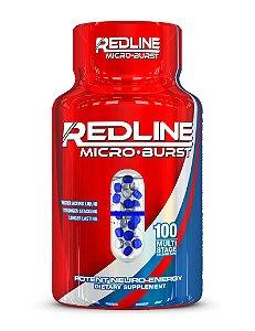 Redline Microburst (100 Cápsulas) - VPX