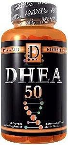Dhea 50mg (90 Cápsulas) - Dynamic Formulas