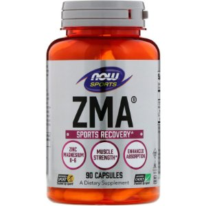 Zma 90 Cápsulas Now Foods