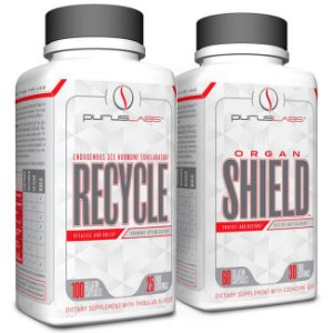 Combo TPC Organ Shield + Recycle - Purus Labs