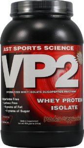 VP2 WHEY PROTEIN ISOLADO  (908G) - AST SPORTS