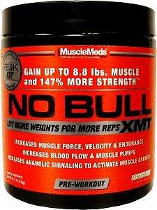 NO BULL XMT (230g) - MUSCLEMEDS