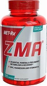 ZMA (90 Cápsulas) - MET-RX