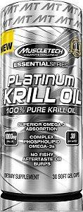 PLATINUM KRILL OIL ÔMEGA 3 (30 CÁPSULAS) - MUSCLETECH