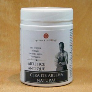 Cera natural de abelha Artefice Antique (pronta para uso)