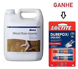 *Saldo de estoque = Bona Care 4L limpador de pisos de madeira + brinde: durepoxi liquido