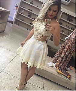 7f7828283 VESTIDOS DE FESTA CURTO - Livia Fashion - Atelier de costura ...