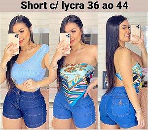SHORT JEANS COM LYCRA P Y9KQ7ZZHT F039