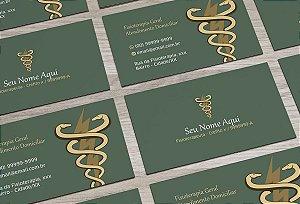 Cartão de Visita Fisioterapeuta M0001