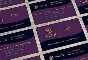 Cartão de Visita Hinode M0003