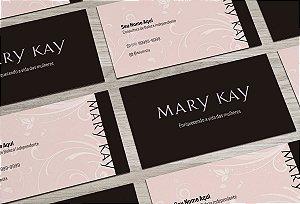 Cartão de Visita Mary Kay M0002