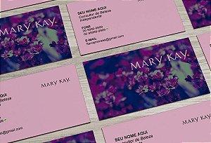 Cartão de Visita Mary Kay M0004