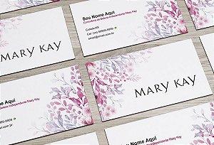 Cartão de Visita Mary Kay M0005