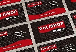 Cartão de Visita Polishop M0001