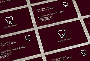 Cartão de Visita Dentista M0001