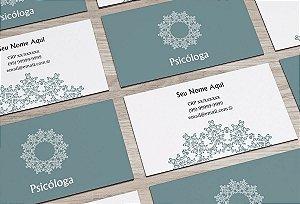 Cartão de Visita Psicólogo M0005