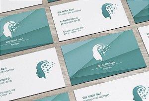 Cartão de Visita Psicólogo M0011