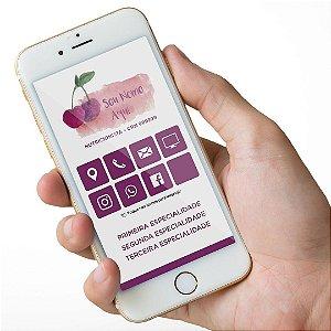 Cartão Virtual Nutricionista M0003