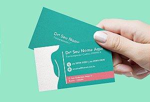 Cartão de Visita Fisioterapeuta M0004