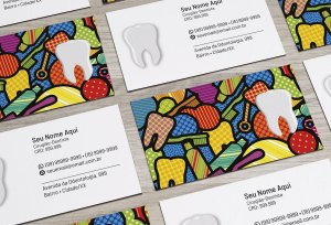 Cartão de Visita Dentista M0007