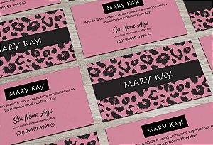 Cartão de Visita Mary Kay M0007