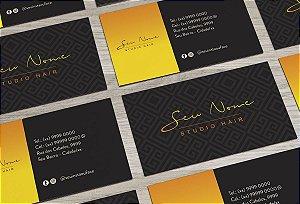 Cartão de Visita Cabeleireiro M0004