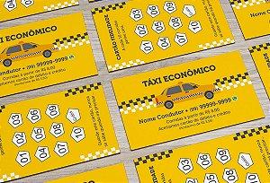 Cartão de Visita Motorista Particular M0001