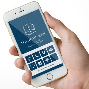 Cartão Virtual Advogado M0007