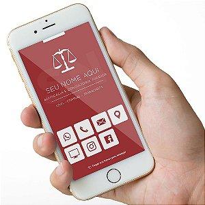 Cartão Virtual Advogado M0013