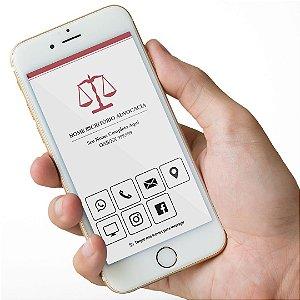 Cartão Virtual Advogado M0014
