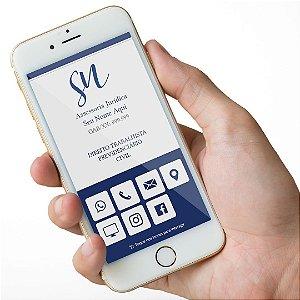 Cartão Virtual Advogado M0016
