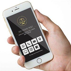Cartão Virtual Advogado M0026