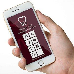 Cartão Virtual Dentista M0001