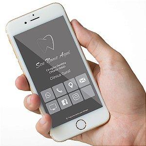 Cartão Virtual Dentista M0006
