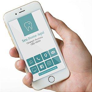 Cartão Virtual Dentista M0010