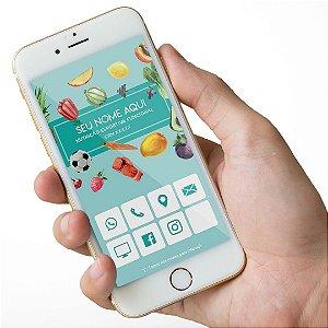 Cartão Virtual Nutricionista M0004