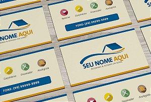 Cartão de Visita Serviços M0001