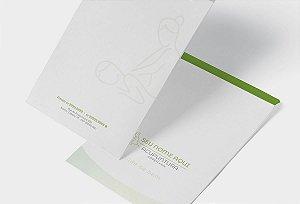 Envelope Acupunturista M0001