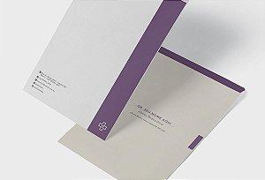 Envelope Médico M0002