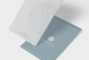 Envelope Psicólogo M0027