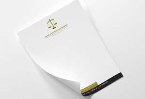 Timbrado Advogado M0003